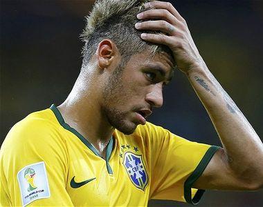 Neymar si-a schimbat look-ul! Cum arata acum starul Brazilian la Campionatul Mondial...