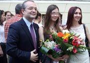 Patricia Boc, fiica lui Emil Boc, a reusit sa obtina 9,73 la Bacalaureat - Primarul Clujului e extrem de mandru de ea