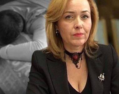 Ce facea Carmen Dan in timp ce sotul ei a fost gasit fara viata in casa din Videle