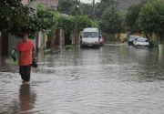 Sapte judete se afla sub cod galben de ploi si vijelii! Care sunt zonele in care apele fac prapad! E nenorocire mare AICI