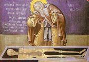 6 iulie, sarbatoarea sfantului Sisoe, care face minuni. Credinciosii se roaga pentru vindecare si iertare