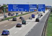 O romanca a fost alergata, printre masinile de pe o autostrada din Germania, de catre politisti. Timp de trei zile, femeia nu a avut habar cine e