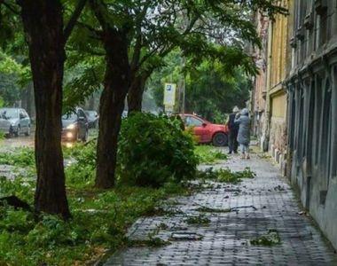 Ploaia torentiala a facut DEZASTRU in Bucuresti! Autoritatile intervin de urgenta!...