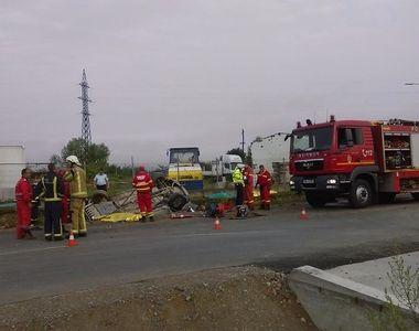 Accident cumplit in Bihor! Patru persoane au murit pe loc, dupa ce soferul a adormit la...