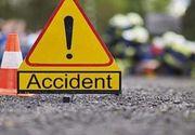 Cabral a fost implicat intr-un accident rutier, pe autostrada Bucuresti-Ploiesti