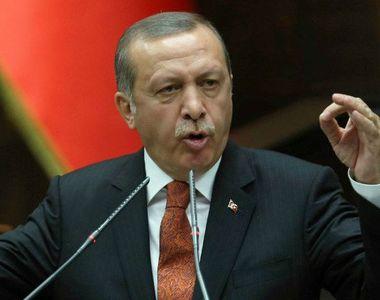 Presedintele turc Erdogan a depus astazi juramantul! Zeci de sefi de state au luat...