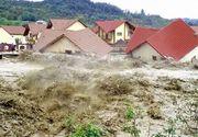 Stare de ALERTA in toata tara! Hidrologii au emis cod rosu de inundatii in mai multe judete