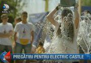 Pregatiri pentru Electric Castle! Cat a ajuns sa coste cazarea pe noapte la Cluj