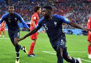 Franta, pentru a treia oara intr-o finala de Campionat Mondial!