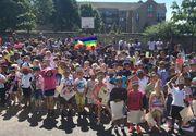 Parada gay intr-o scoala primara din Marea Britanie! Parintii revoltati au amenintat cu proteste!