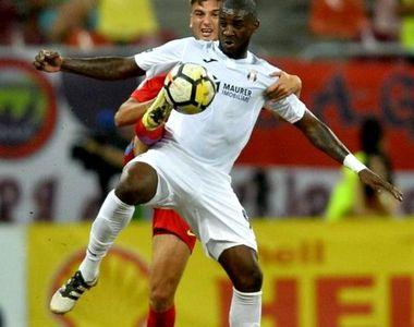 Scene incredibile in Liga 1! Un fotbalist sustine ca a fost amenintat cu pistolul...