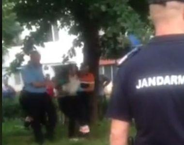 Video! Un barbat din Focsani a lovit cu toporul o fata de 17 ani, dupa ce l-a atacat pe...