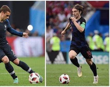Ziua cea mare a sosit! Franta-Croatia, finala Campionatului Mondial!