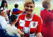 Una dintre cele mai sexy prezente in biroul presedintelui de la Cotroceni! Klaus Iohannis s-a intalnit, anul trecut, cu presedinta Croatiei! Cum a aratat atunci politiciana care face furori la Campionatul Mondial de Fotbal