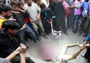 Barbat linsat in urma unor stiri false conform carora ar fi rapit copii!