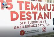 S-au implinit doi ani de la tentativa esuata de lovitura de stat din Turcia. Tocmai de aceea, turcii au sarbatorit ziua de 15 iulie, zi a Democratiei si Unitatii Nationale