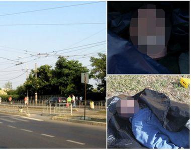 Panica in Capitala! Doua cadavre au fost gasite infasurate in folii de plastic pe...