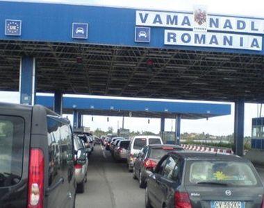 Se intorc romanii in tara! Traficul la vamile din vestul tarii a crescut cu 70% in...