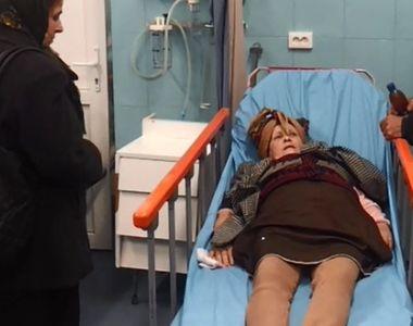 Femeia din Botosani care a cantat fara oprire o saptamana pe patul de spital a murit!...