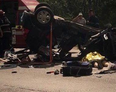 Accident ingrozitor in Hunedoara! Politistii si medicii au numarat deja sase victime!