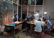 Tinerii creatori de moda impresioneaza! Ce tinute au etalat la gala absolventilor UNARTE