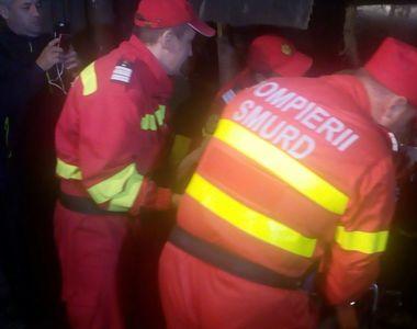 Un miner a murit si altul este ranit, dupa ce s-a surpat pamantul peste ei, in Mina...