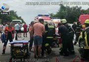 Medicii din Constanta lupta sa salveze un baiat de 16 ani, victima unui teribil accident, produs la iesire din Costinesti