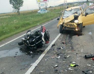 Un politist a fost omorat intr-un cumplit accident rutier, de catre un sofer care...