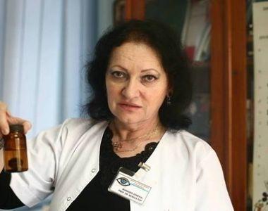 """Monica Pop sare in ajutorul lui Gheorghe Burnei! """"Medici invidiosi, consilieri,..."""