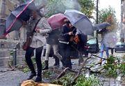 Meteorologii au publicat prognoza pentru saptamana urmatoare! Cand se termina ploile si furtunile