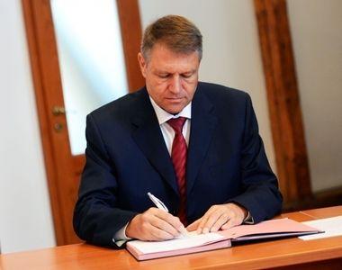 Felix Banila este noul procuror-sef al DIICOT. Klaus Iohannis a semnat decretul de...