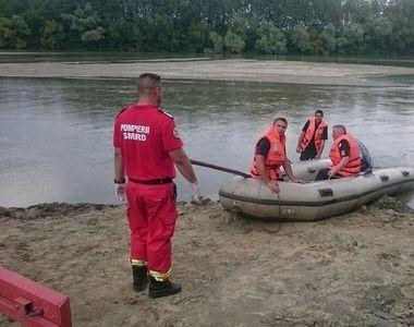 Tragedie in Dolj! O familie si-a gasit ambii copii inecati in Jiu