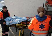Copil din Botosani, in coma alcoolica la spital! Baiatul a fost gasit in stare de inconstienta, pe camp, de catre mama sa!
