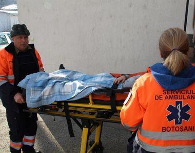 Copil din Botosani, in coma alcoolica la spital! Baiatul a fost gasit in stare de...