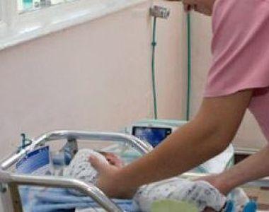Imagini ireale filmate la Spitalul Judetean de Urgenta Targoviste! O asistenta medicala...