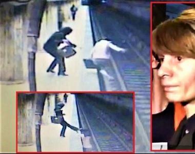 Magdalena Serban, criminala de la metrou, a plecat din Bucuresti! Sefii Penitenciarului...