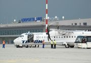 Alerta in Sibiu! Aeroportul a fost evacuat. Pompierii au descoperit sursa care a creat panica