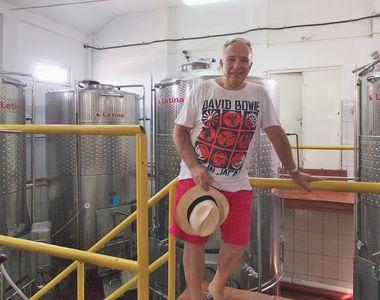 Afacerea cu vinuri a lui Mugur Isarescu este in cadere libera! Profitul firmei...