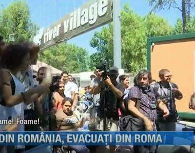 Scandal intre romii din Romania si politistii italieni! Cand au aflat ca vor fi...