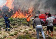 Numarul victimelor incendiilor din Grecia a ajuns la 88! Din pacate, inca o victima a pierdut lupta cu moartea