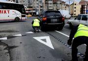 Doi turisti au fost loviti pe trecerea de pietoni in Constanta. Soferul vinovat era beat si a fugit de la locul accidentului