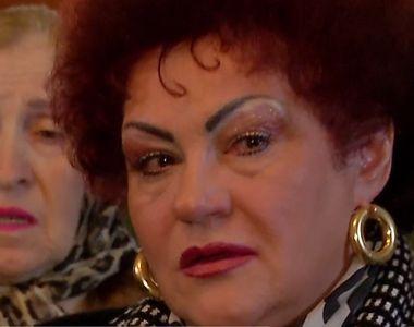 """Durerile ingrozitoare prin care trece Elena Merisoreanu dupa operatia la gat! """" E un..."""