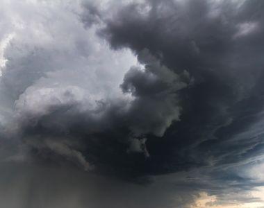 Ultima ora! Un ciclon va lovi Romania! Sunt anuntate ploi torentiale si vant puternic!...