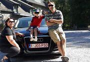 Romanii din diaspora sunt solidari cu Razvan Stefanescu. Alte masini cu numar personalizat vin in tara