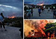 Rudele victimelor incendiilor din Grecia dau in judecata autoritatile!