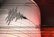 Cutremur in zona Vrancea. Anuntul Institutului National de Cercetare si Dezvoltare pentru Fizica Pamantului
