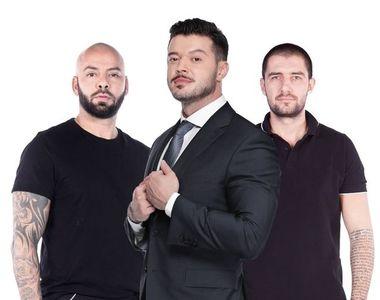 Bomba in televiziune! Victor Slav, Giani Kirita si Catalin Cazacu, prezentatorii noului...