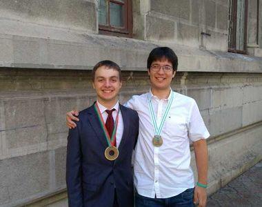 Doi tineri romani, medalii de argint si bronz la olimpiadele internationale de fizica...