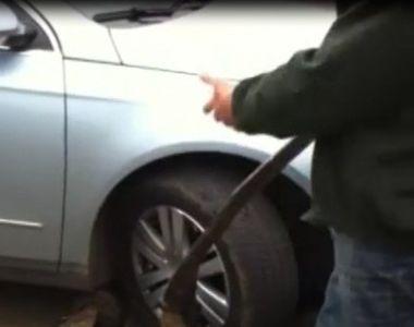 Un politist din Vaslui a fost batut cu ranga de catre un sofer pe care a vrut sa il...