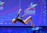 """Scandal in Televiziunea Romana! Comentatoarea Europeanului de Gimnastica a rabufnit in direct! """"Nu mai pot, am amortit!"""""""
